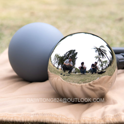 20cm VFX HDRi chrome ball